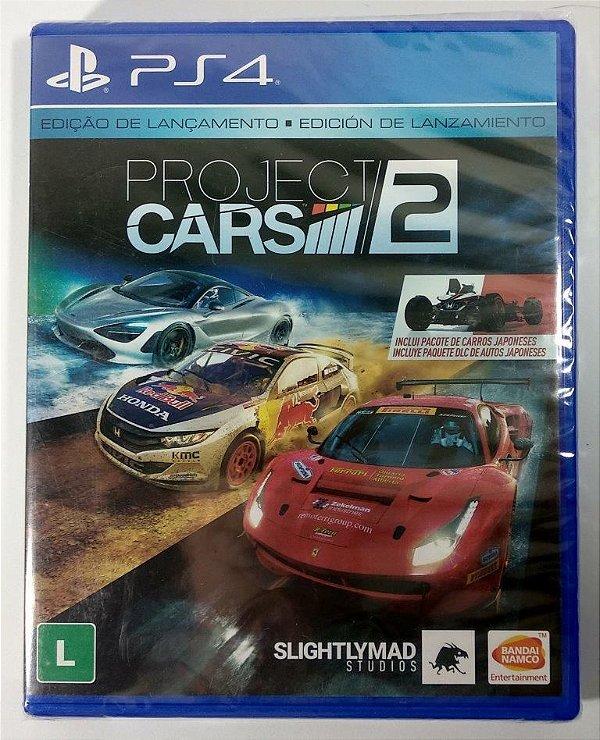Project Cars 2 (lacrado) - PS4