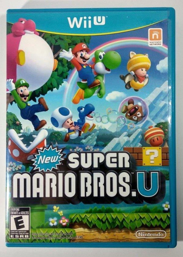 New Super Mario Bros U Original - Wii U