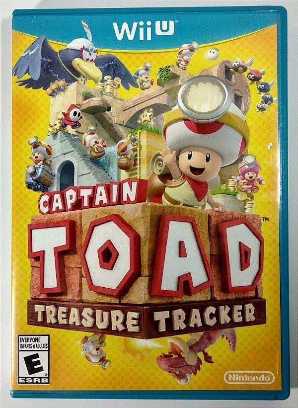 Captain Toad Treaseure Tracker Original - Wii U