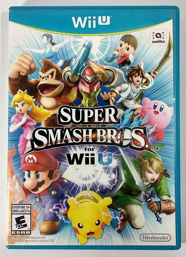 Super Smash Bros Original - Wii U