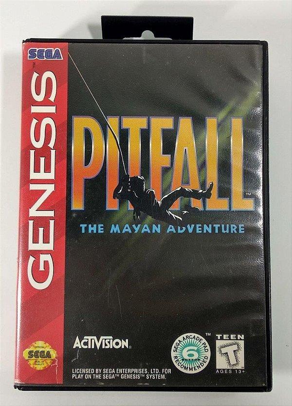 Pitfall Original - Mega Drive