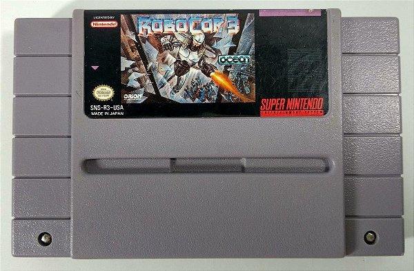 Robocop 3 Original - SNES