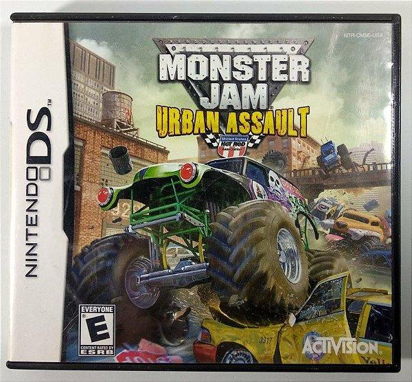 Monster Jam Urban Assault Original - DS