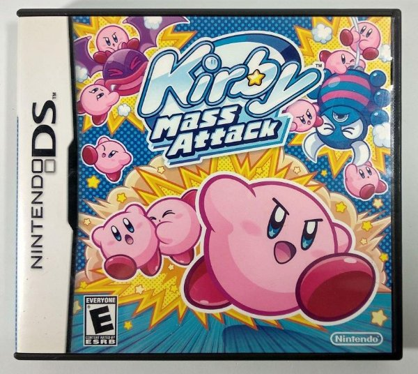 Kirby Mass Attack Original - DS
