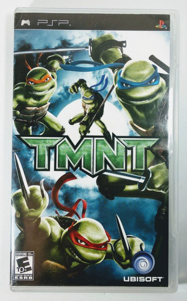 TMNT Original - PSP