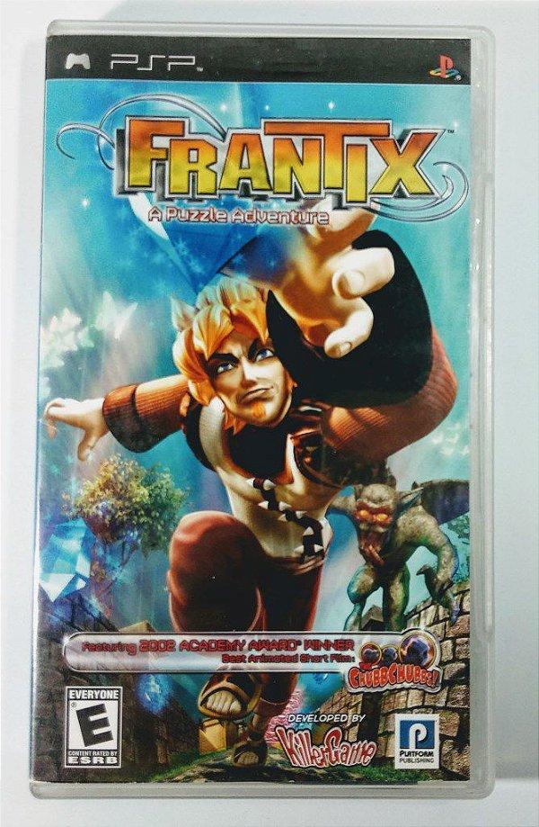 Frantix a puzzle adventure Original - PSP