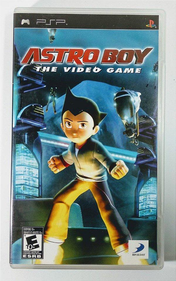 Astro Boy the video game Original - PSP