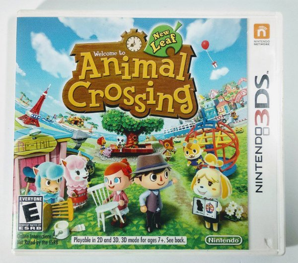 Animal Crossing New Leaf Original - 3DS