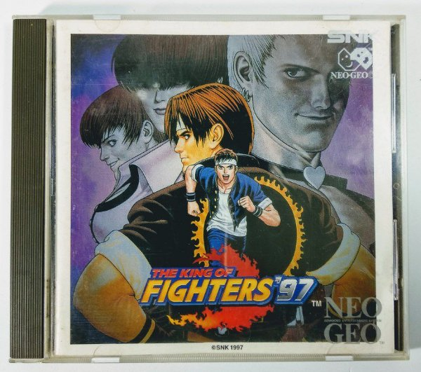 The King of Fighters 97 Original - Neo Geo CD
