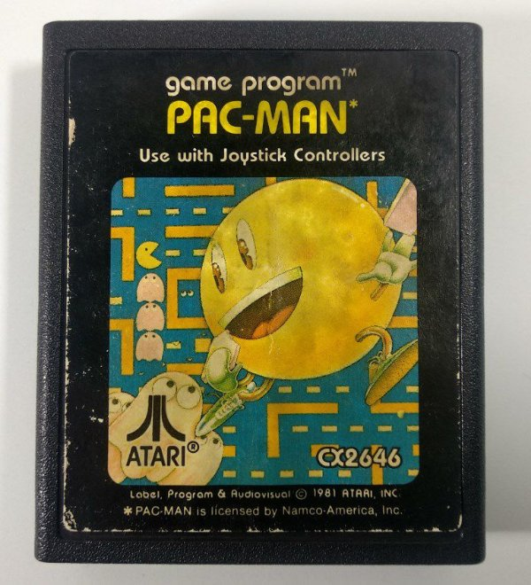 PAC-MAN Original - Atari