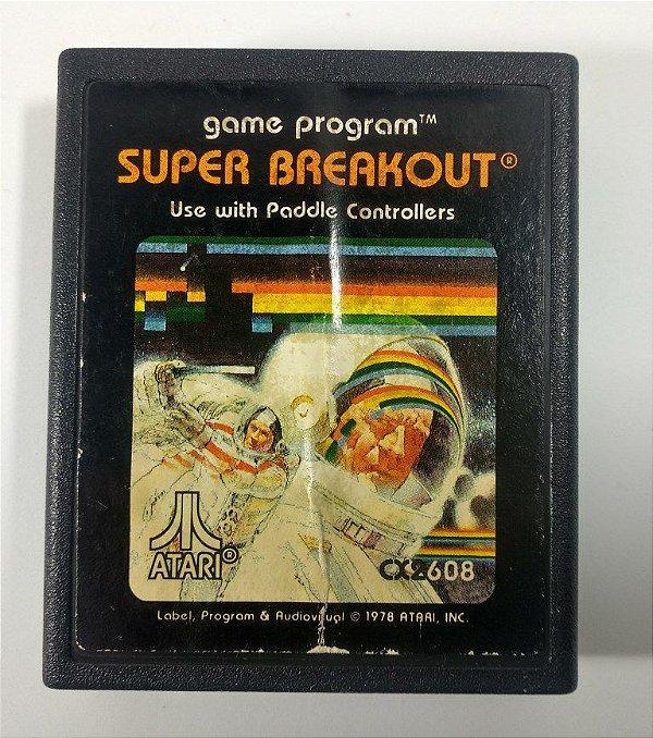 Super Breakout Original - Atari