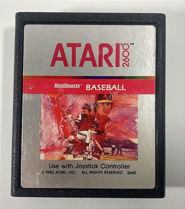 Real Sports Baseball Original - Atari