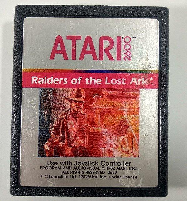 Raiders of the Lost Ark Original - Atari