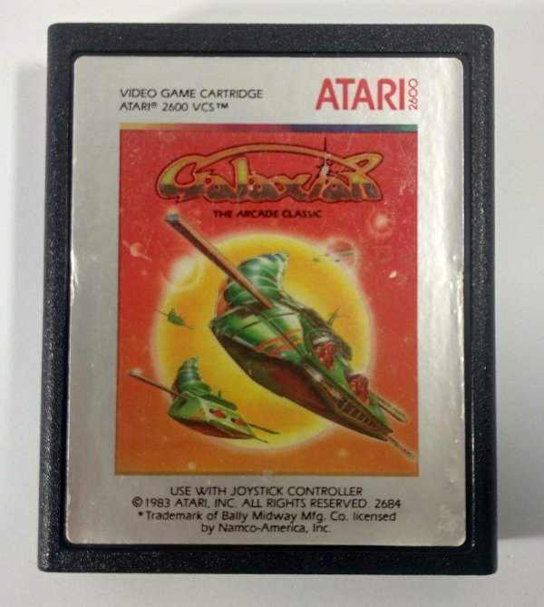 Galaxian Original - Atari
