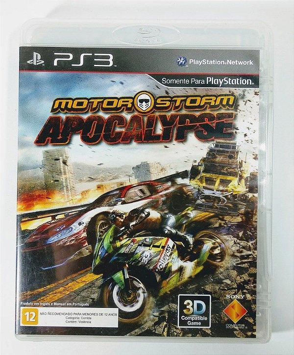 Motor Storm Apocalypse - PS3