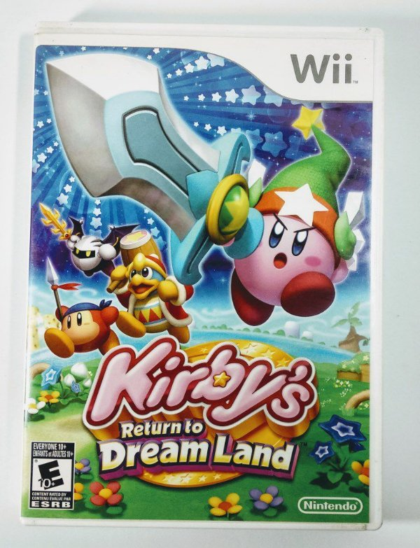 Kirbys Return to Dream Land - Wii