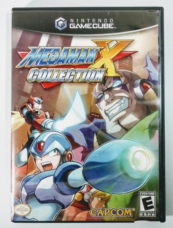 Mega Man X Collection - GC
