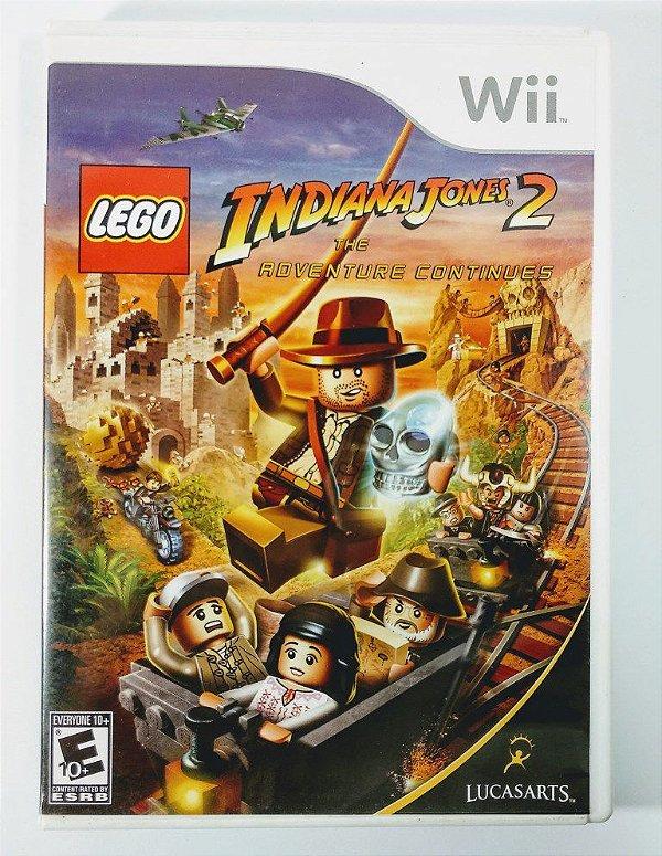 Lego Indiana Jones 2 - Wii