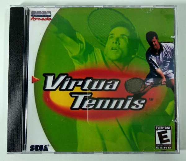 Virtua Tennis [REPLICA] - Dreamcast
