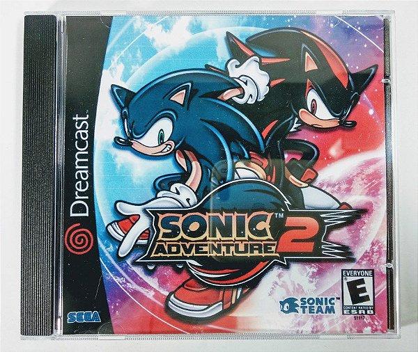 Sonic Adventure 2 [REPLICA] - Dreamcast