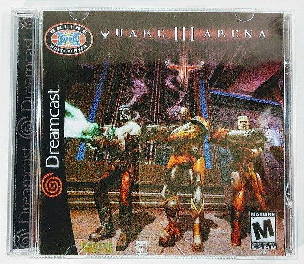 Quake III Arena [REPLICA] - Dreamcast