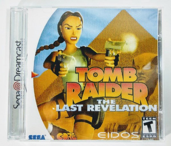 Tomb Raider The last Revelation [REPLICA] - Dreamcast