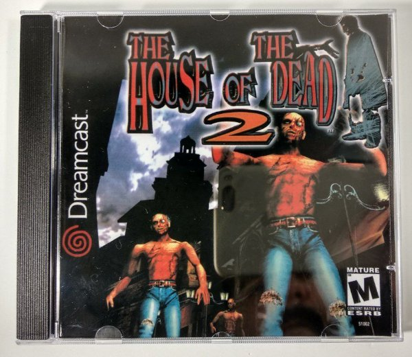 The House of the Dead 2 [REPLICA] - Dreamcast