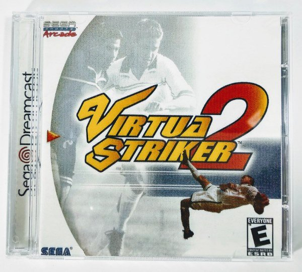 Virtua Striker 2 [REPLICA] - Dreamcast