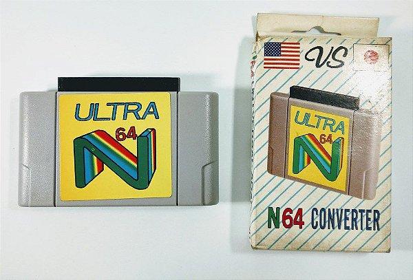 Adaptador Cartuchos USA / Japan - N64