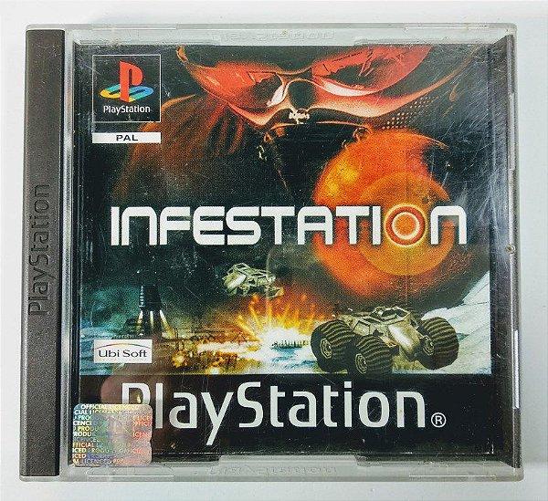 Infestation Original [EUROPEU] - PS1 ONE