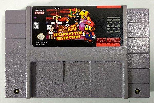 Super Mario RPG Original - SNES