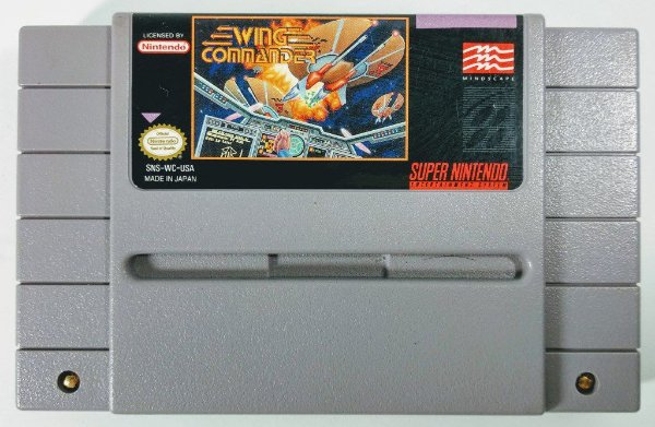 Wing Commander Original - SNES
