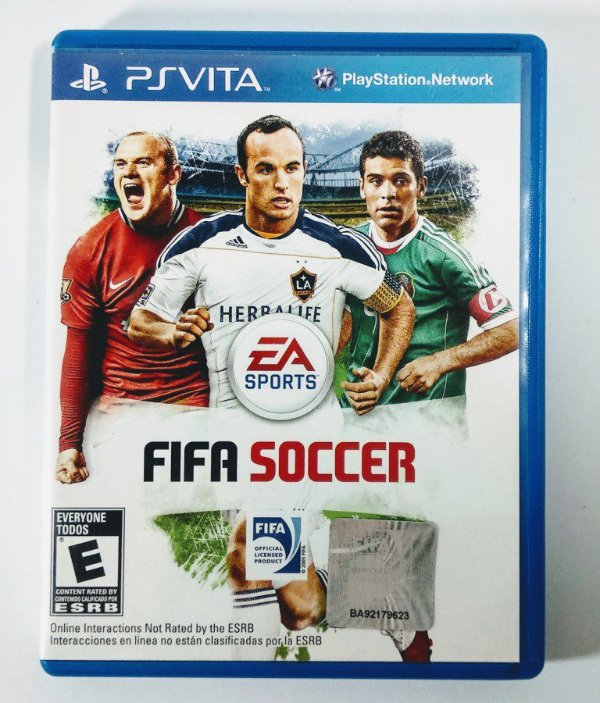 Fifa Soccer - PS Vita