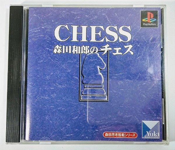 Chess Original [JAPONÊS] - PS1 ONE