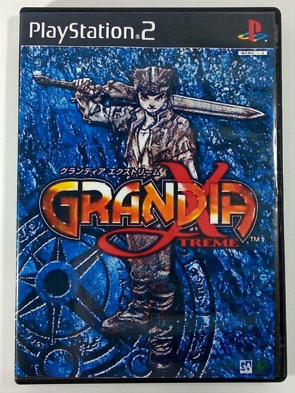Grandia Xtreme Original [JAPONÊS] - PS2
