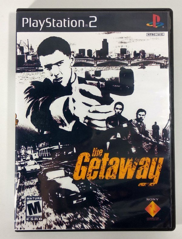 The Getaway Original - PS2