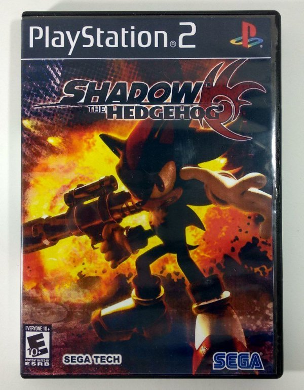 Shadow the Hedgehog Original - PS2