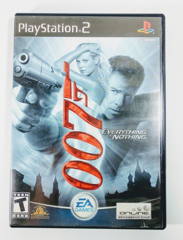 007 Everything or Nothing Original - PS2