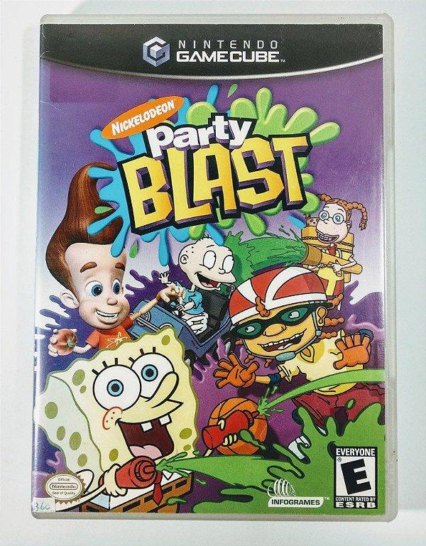 Nickelodeon Party Blast - GC