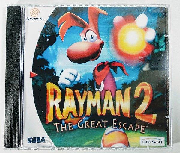 Rayman 2 [REPLICA] - Dreamcast
