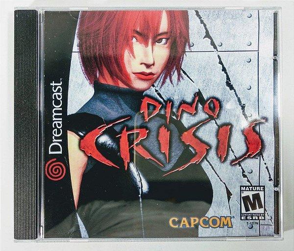 Dino Crisis [REPLICA] - Dreamcast