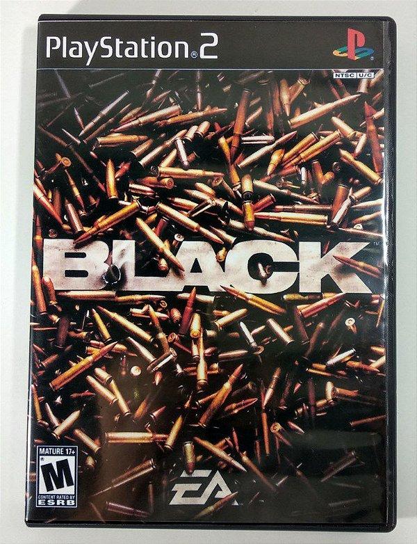 Black [REPLICA] - PS2