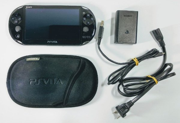 Playstation Vita PCH-2001 - PS Vita