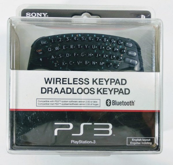 Keypad Sony - PS3