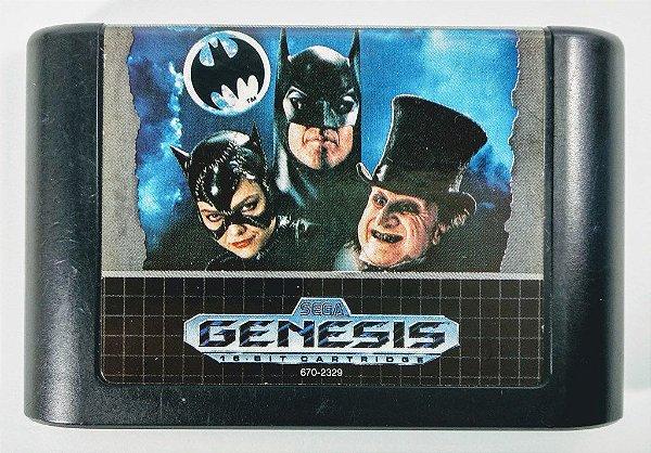 Batman Returns Original - Mega Drive