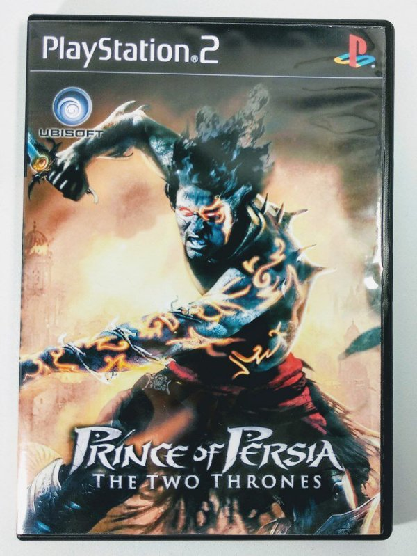 Prince of Persia the two Thrones [REPLICA] - PS2
