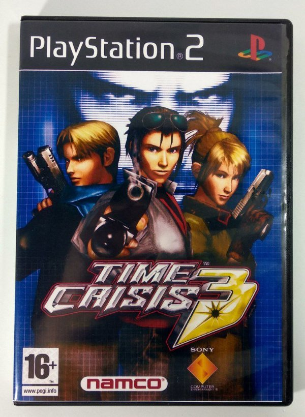Time Crisis 3 [REPLICA] - PS2