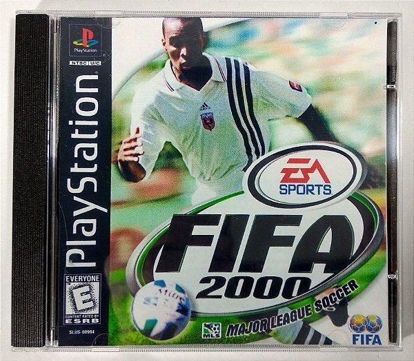 Fifa 2000 Original - PS1 ONE