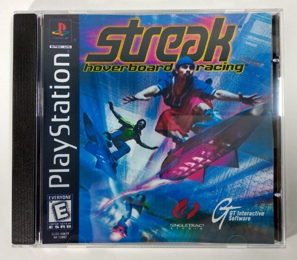 Streak Original - PS1 ONE