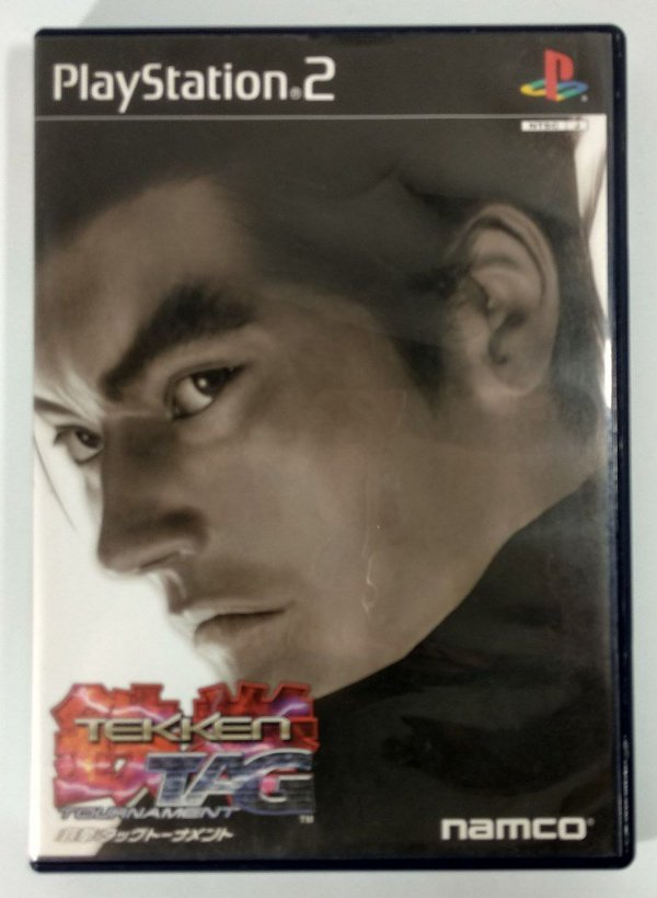 Tekken Tag Original [JAPONÊS] - PS2